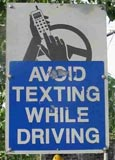 Avoid Texting and Driving