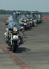 US Army Motorcycle Training
