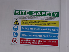 Construction Site - Site Safety
