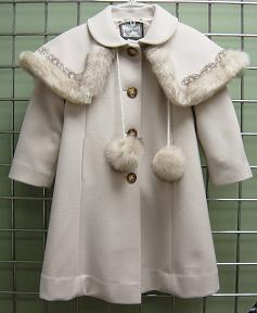 S. Rothschild & Co Inc. girls' coat
