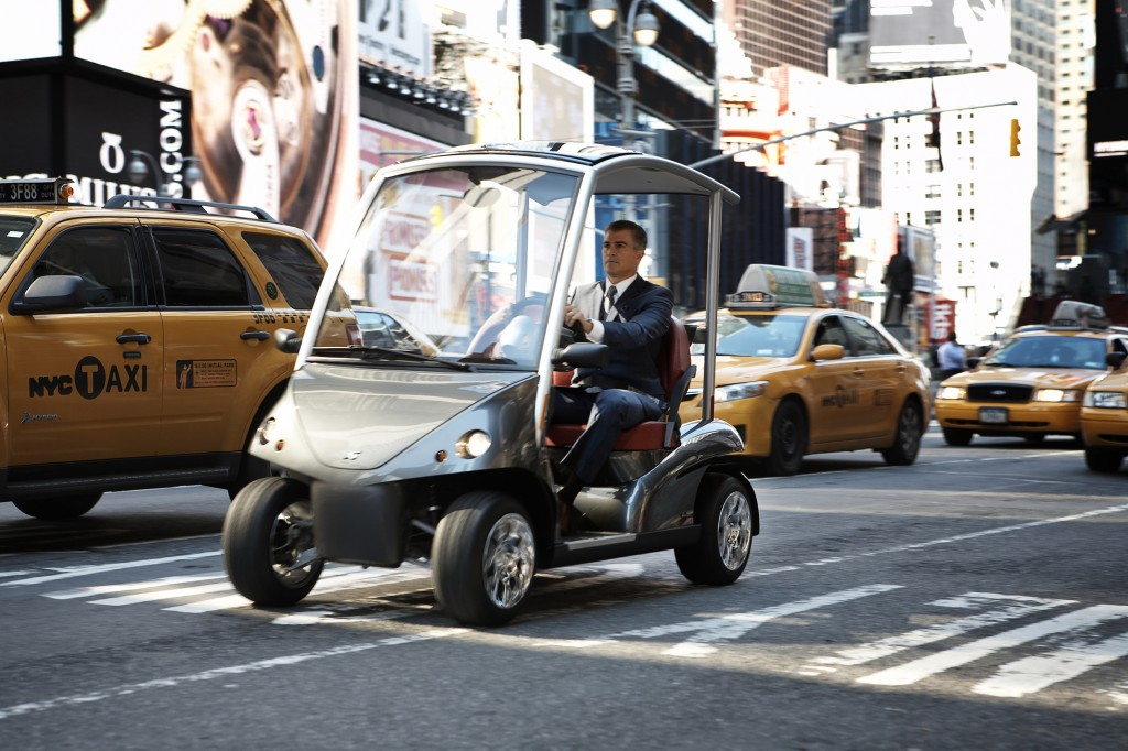 Garia Low Speed Vehicle Urban Leisure
