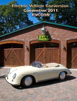 Electric Vehicle Conversion Convention program guide