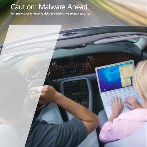 Caution: Malware Ahead