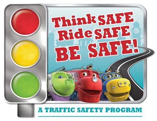 NHTSA, Chuggington, A Traffic Safety Program