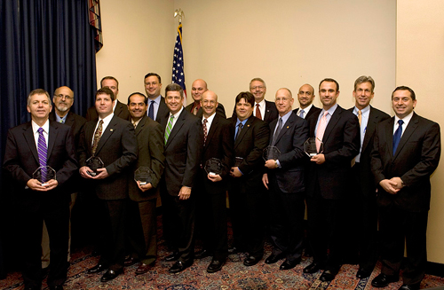 Winners of 2011 National Roadway Safety Awards