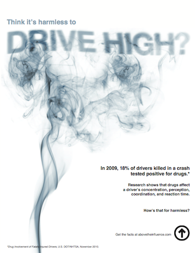 Drive High? Poster