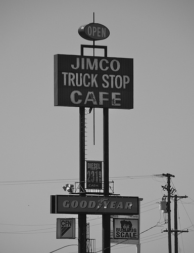 Jimco Truck Stop Cafe