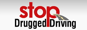 Stop Drugged Driving logo