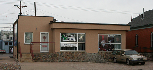 Dispensary (in Denver, Colorado)