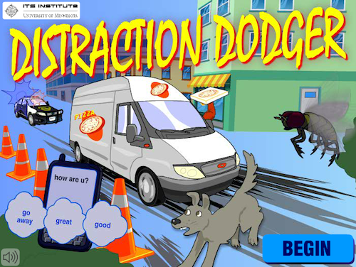 Distraction Driver