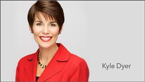 9NEWS anchor Kyle Dyer