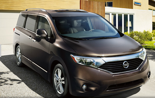 The 2012 Nissan Quest®