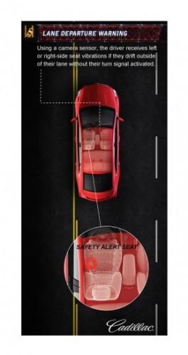 Cadillac Safety Alert Seat