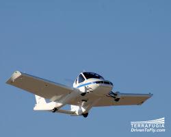 """Terrafugia's Flying Car, """"Transition"""""""