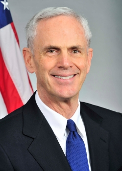 U.S. Commerce Secretary John Bryson