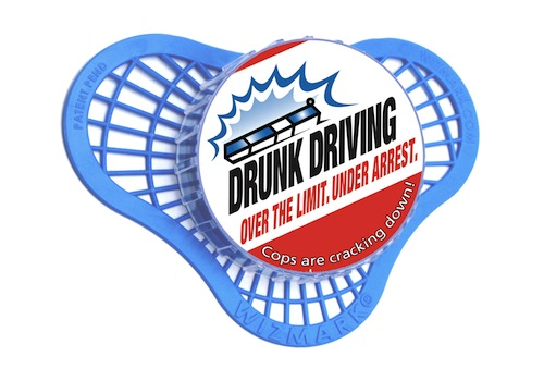Drunk Driving Message