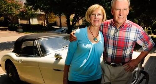 Texas Man Finds Stolen Car 42 Years Later