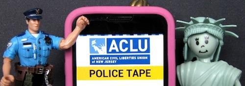 Police Tape App