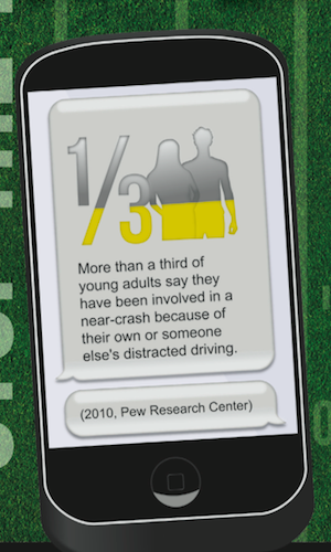 From Stop the texts. Stop the wrecks.