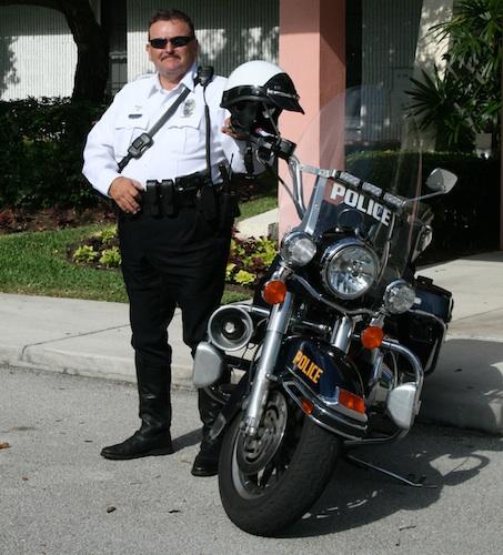 In Memory of Officer Bruce St. Laurent