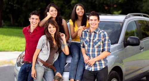 Teens Driving with Teens is Deadly Mix