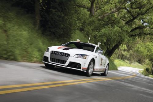 Audi TTS Pikes Peak, Colorado
