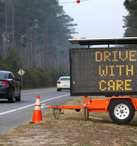 Drive with Care, from cover of of AAA Foundation for Traffic Safety's 2012 Traffic Safety Culture Index