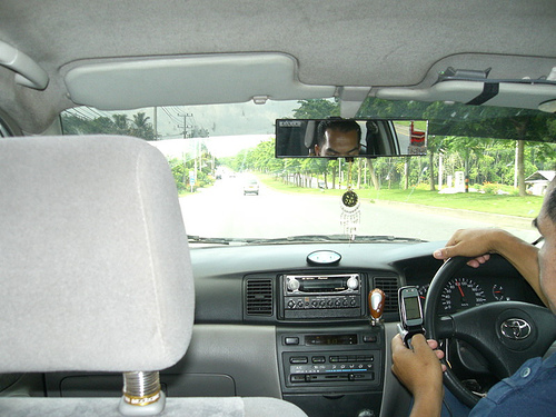 Multitasking- Texting and Driving