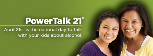 MADD's Power Talk 21 Day