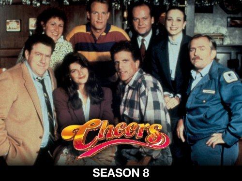 Cheers, Season 8