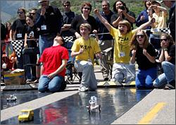 NREL competition in Colorado