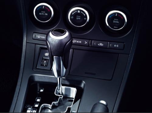Mazda3 stick shift