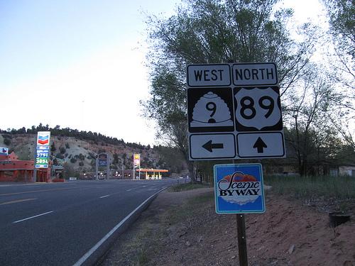Highway 89, Utah