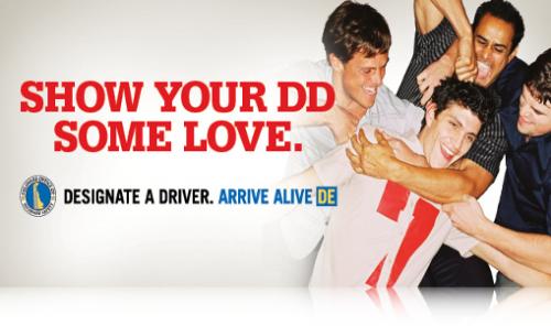 Designated Driver billboard