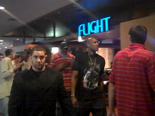 Lamar Odom, LA Lakers -- LAX Nightclub, Luxor Casino, Las Vegas