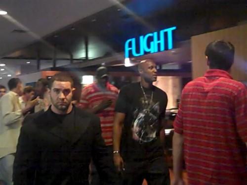 Lamar Odom, LA Lakers -- LAX Nightclub, Luxor Casino, Las Vegas