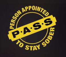 P.A.S.S. sober driver app logo