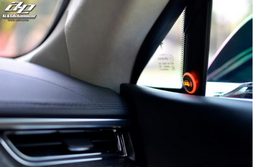 Goshers Blind Spot Detection System Warning Light