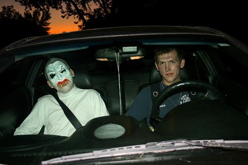 Creep in the Car