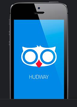 Hudway app