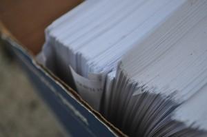 Legal Paperwork