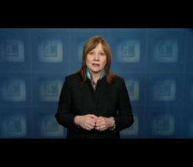 General Motors CEO Mary T. Barra