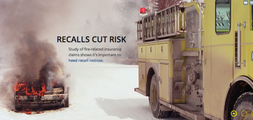 Recalls Cuts Risks