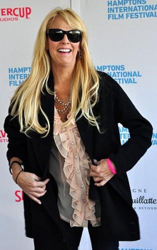 Dina Lohan, 2011