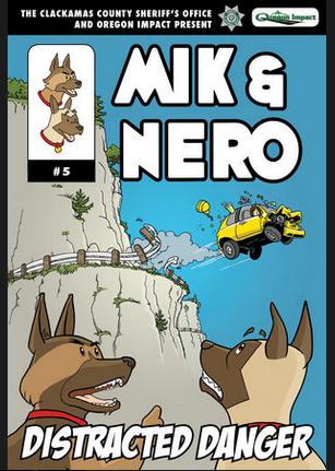Mik & Nero: Distracted Danger