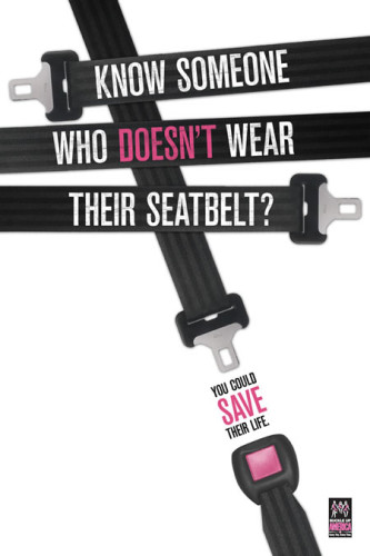Seat belt usage has been shown to reduce traffic accident deaths.