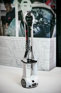 Audi's ART robot