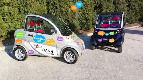 Pair of Innova Dash UEVs
