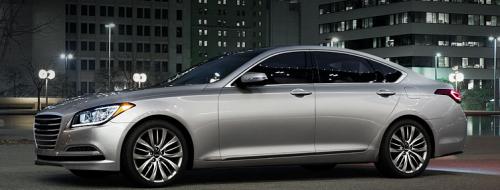[2015 Hyundai Genesis]