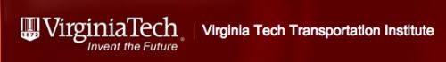 Virginia Tech Transportation Institute logo